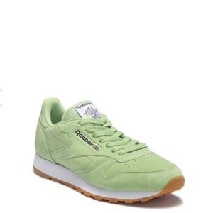 Reebok Classic Suede Sneaker -New Without Tags/Box